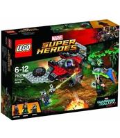 KLOCKI LEGO SUPER HEROES ATAK RAVAGERA 76079