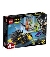 KLOCKI LEGO SUPER HEROES BATMAN™ I RABUNEK CZŁOWIEKA-ZAGADKI™ 76137