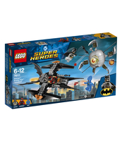 KLOCKI LEGO SUPER HEROES BATMAN™: POJEDYNEK Z BROTHER EYE™ 76111