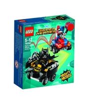 KLOCKI LEGO SUPER HEROES BATMAN™ VS. HARLEY QUINN™ 76092