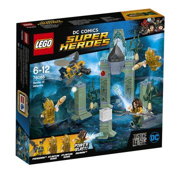 KLOCKI LEGO SUPER HEROES BITWA O ATLANTIS 76085