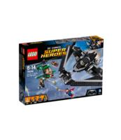 KLOCKI LEGO SUPER HEROES BITWA POWIETRZNA 76046