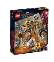 KLOCKI LEGO SUPER HEROES BITWA Z MOLTEN MANEM 76128