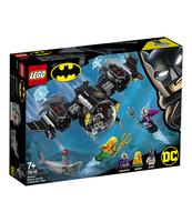KLOCKI LEGO SUPER HEROES ŁÓDŹ PODWODNA BATMANA™ 76116