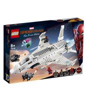 KLOCKI LEGO SUPER HEROES ODRZUTOWIEC STARKA I ATAK DRONÓW 76130