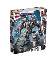 KLOCKI LEGO SUPER HEROES POGROMCA WAR MACHINE 76124