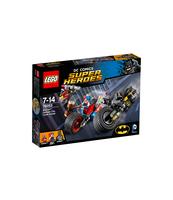 KLOCKI LEGO SUPER HEROES POŚCIG W GOTHAM CITY 76053