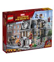 KLOCKI LEGO SUPER HEROES STARCIE W SANCTUM SANCTORUM 76108