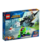 KLOCKI LEGO SUPER HEROES SUPERMAN™ & KRYPTO™ TEAM-UP 76096