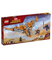 KLOCKI LEGO SUPER HEROES THANOS: OSTATECZNA WALKA 76107