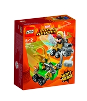KLOCKI LEGO SUPER HEROES THOR VS. LOKI 76091