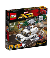 KLOCKI LEGO SUPER HEROES UWAGA NA SĘPA 76083