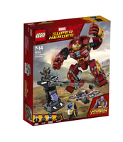 KLOCKI LEGO SUPER HEROES WALKA W HULKBUSTERZE 76104