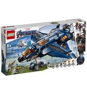 KLOCKI LEGO SUPER HEROES WSPANIAŁY QUINJET AVENGERSÓW 76126