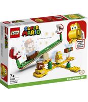 KLOCKI LEGO SUPER MARIO MEGAZJEŻDŻALNIA PIRANHA PLANT — ZESTAW ROZSZERZAJĄCY 71365