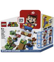 KLOCKI LEGO SUPER MARIO PRZYGODY Z MARIO — ZESTAW STARTOWY 71360