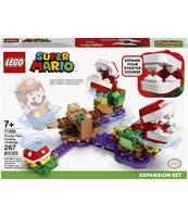 KLOCKI LEGO® SUPER MARIO ZAWIKŁANE ZADANIE PIRANHA PLANT — ZESTAW DODATKOWY 71382