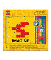 SZKICOWNIK LEGO® Z PRZYBORAMI I MINIFIGURKĄ