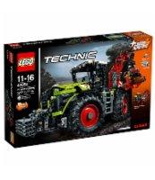 KLOCKI LEGO TECHNIC CLAAS XERION 5000 TRAC VC 42054