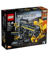 KLOCKI LEGO TECHNIC GÓRNICZA KOPARKA KOŁOWA 42055