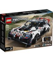 KLOCKI LEGO TECHNIC AUTO WYŚCIGOWE TOP GEAR STEROWANE PRZEZ APLIKACJĘ 42109