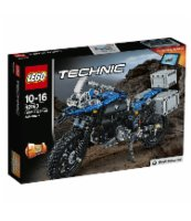 KLOCKI LEGO TECHNIC BMW R 1200 GS ADVENTURE 42063
