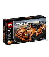 KLOCKI LEGO TECHNIC CHEVROLET CORVETTE ZR1 42093