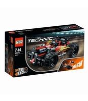 KLOCKI LEGO TECHNIC CZERWONA WYŚCIGÓWKA 42073