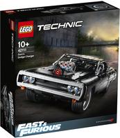 KLOCKI LEGO TECHNIC DOM'S DODGE CHARGER 42111