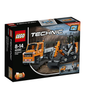KLOCKI LEGO TECHNIC EKIPA ROBÓT DROGOWYCH 42060