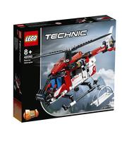 KLOCKI LEGO TECHNIC HELIKOPTER RATUNKOWY 42092