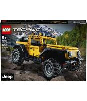 KLOCKI LEGO® TECHNIC JEEP® WRANGLER 42122
