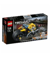KLOCKI LEGO TECHNIC KASKADERSKI MOTOCYKL 42058
