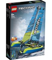 KLOCKI LEGO TECHNIC KATAMARAN 42105