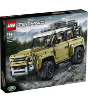KLOCKI LEGO TECHNIC LAND ROVER DEFENDER 42110