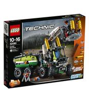 KLOCKI LEGO TECHNIC MASZYNA LEŚNA 42080