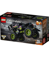 KLOCKI LEGO® TECHNIC MONSTER JAM® GRAVE DIGGER® 42118