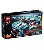 KLOCKI LEGO TECHNIC NIEBIESKA WYŚCIGÓWKA 42077
