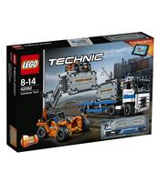 KLOCKI LEGO TECHNIC PLAC PRZEŁADUNKOWY 42062
