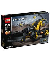 KLOCKI LEGO TECHNIC TECHNIC VOLVO ŁADOWARKA KOŁOWA ZEUX 42081