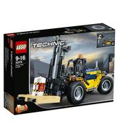 KLOCKI LEGO TECHNIC WÓZEK WIDŁOWY 42079