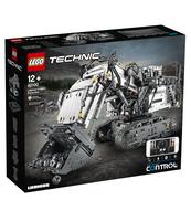 LEGO TECHNIC 'KOPARKA LIEBHERR R 9800 42100