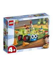 KLOCKI LEGO TOY STORY 4 CHUDY I PAN STEROWANY 10766