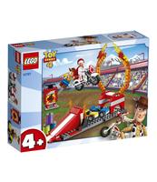 KLOCKI LEGO TOY STORY 4 POKAZ KASKADERSKI DIUKA KABUM 10767
