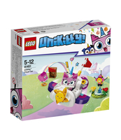 KLOCKI LEGO UNIKITTY CHMURKOWY POJAZD KICI ROŻEK™ 41451