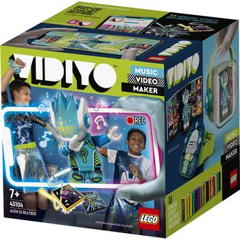 KLOCKI LEGO® VIDIYO ALIEN DJ BEATBOX (43104)