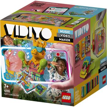 KLOCKI LEGO® VIDIYO PARTY LLAMA BEATBOX (43105)