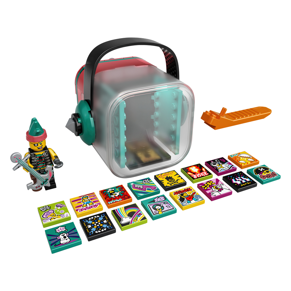 KLOCKI LEGO® VIDIYO PUNK PIRATE BEATBOX (43103)