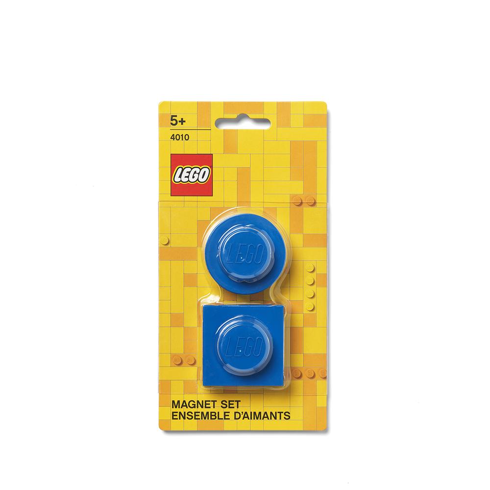 ZESTAW MAGNESÓW LEGO® (NIEBIESKIE)