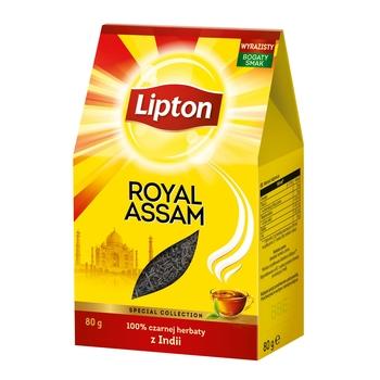 LIPTON ASSAM LOOS 80G